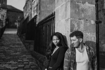 couples photography glasgow, engaged, glasgow, interracial couple, man, paisley photoshoot, scotland, scottish wedding photographer, woman